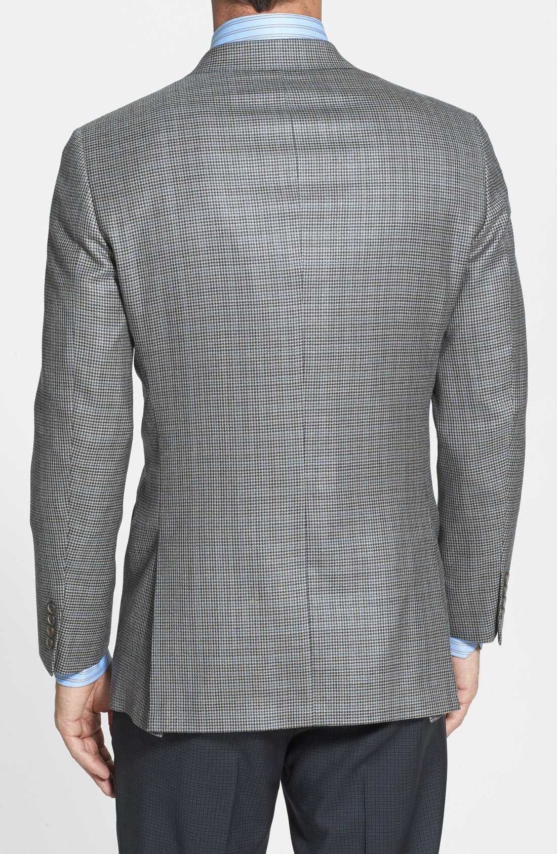 Alternate Image 2  - Hart Schaffner Marx 'New York' Classic Fit Check Sport Coat