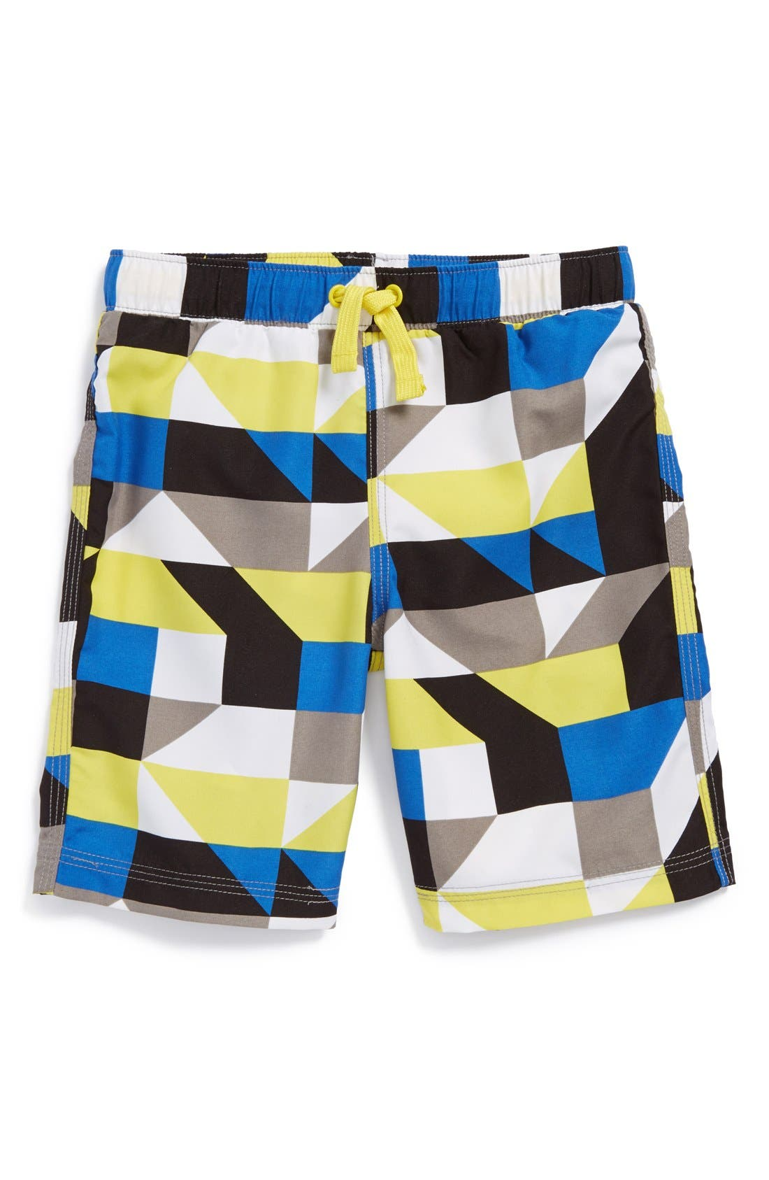 Main Image - Tucker + Tate 'Sand 'N My Trunks' Swim Trunks (Toddler Boys)