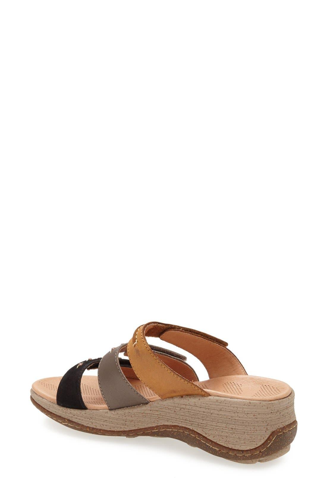 Alternate Image 2  - Acorn 'Vista' Wedge Sandal (Women)