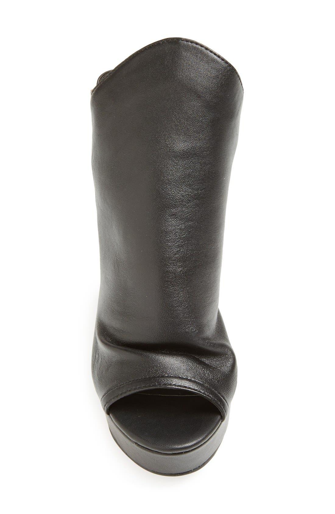 Alternate Image 3  - Steve Madden 'Drapey' Wedge Sandal (Women)