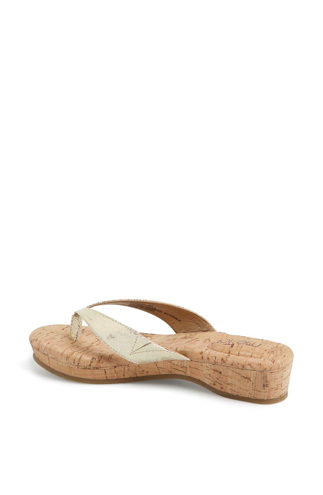Alternate Image 2  - Me Too 'Clare 2' Thong Sandal