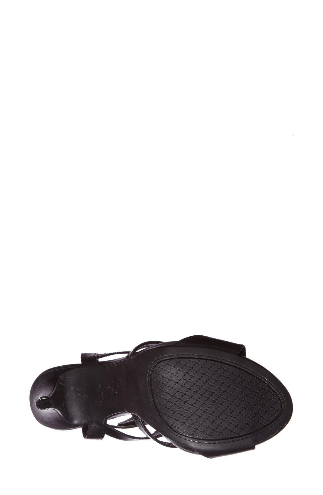 Alternate Image 4  - Jessica Simpson 'Carmyne' Leather Sandal (Women)