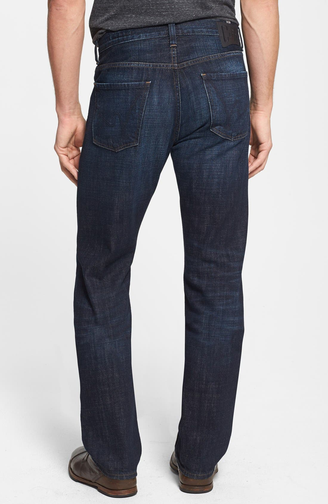 Alternate Image 2  - Citizens of Humanity 'Sid' Straight Leg Jeans (Vermont)