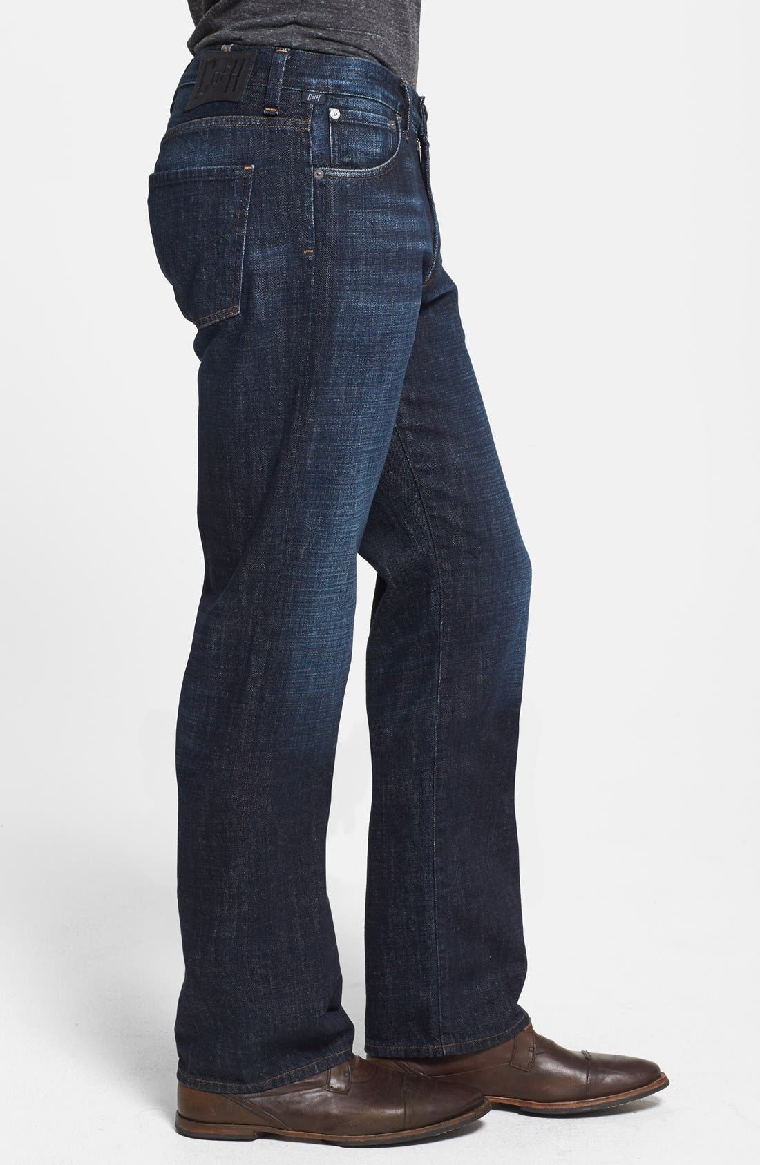 Alternate Image 3  - Citizens of Humanity 'Sid' Straight Leg Jeans (Vermont)
