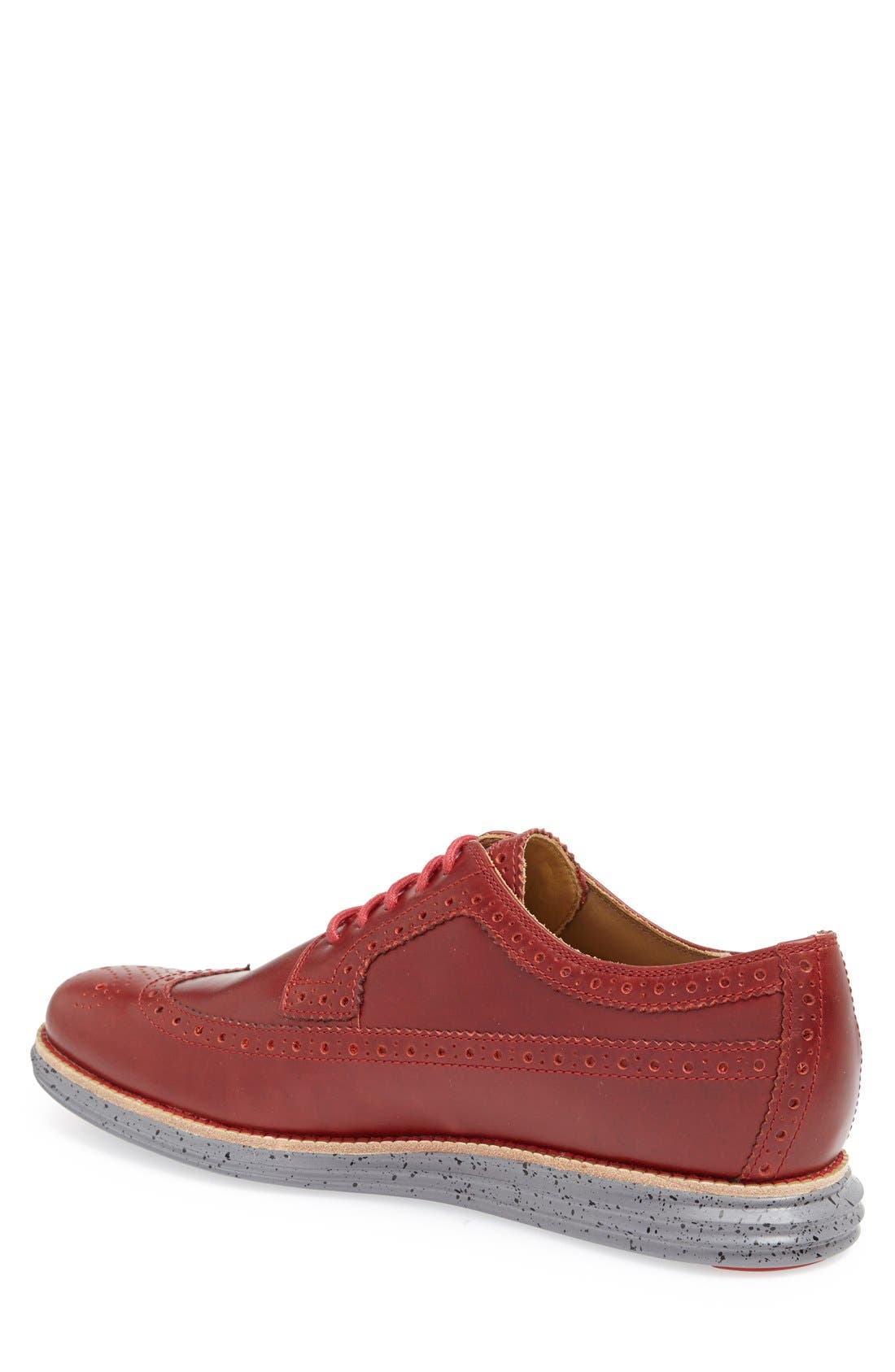 Alternate Image 2  - Cole Haan 'LunarGrand' Longwing Derby (Men) (Nordstrom Exclusive)