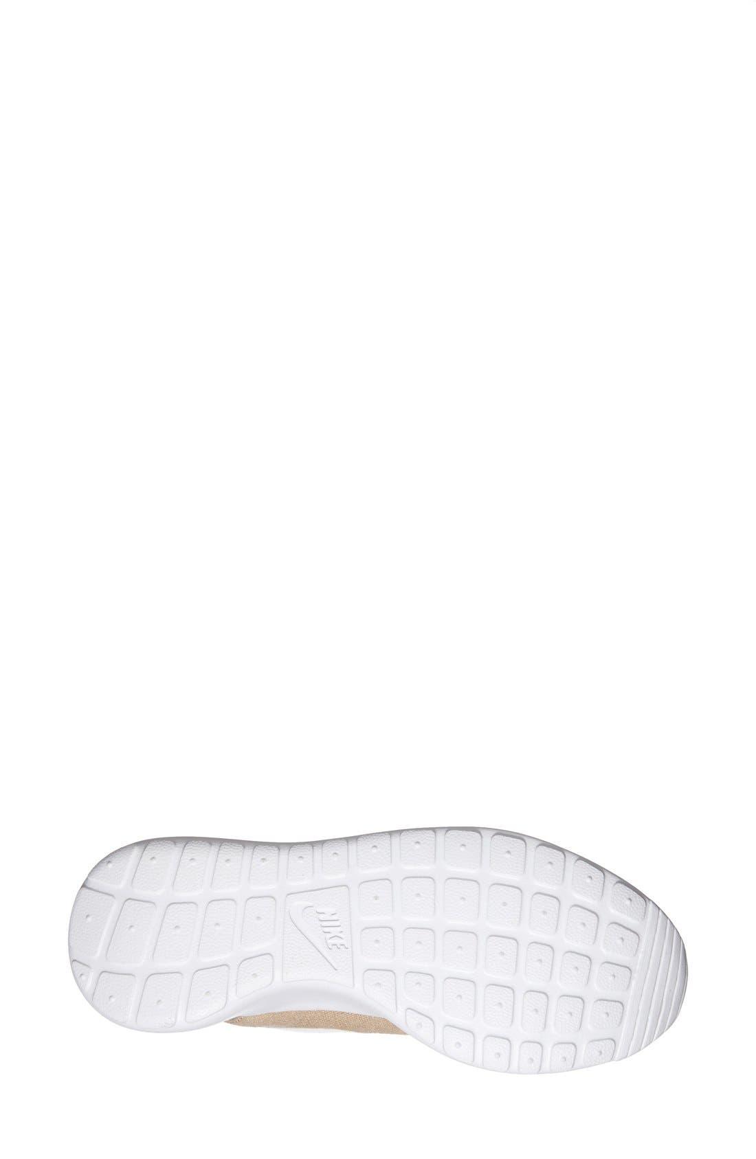 Alternate Image 4  - Nike 'Roshe Run - Liberty' Sneaker (Women)