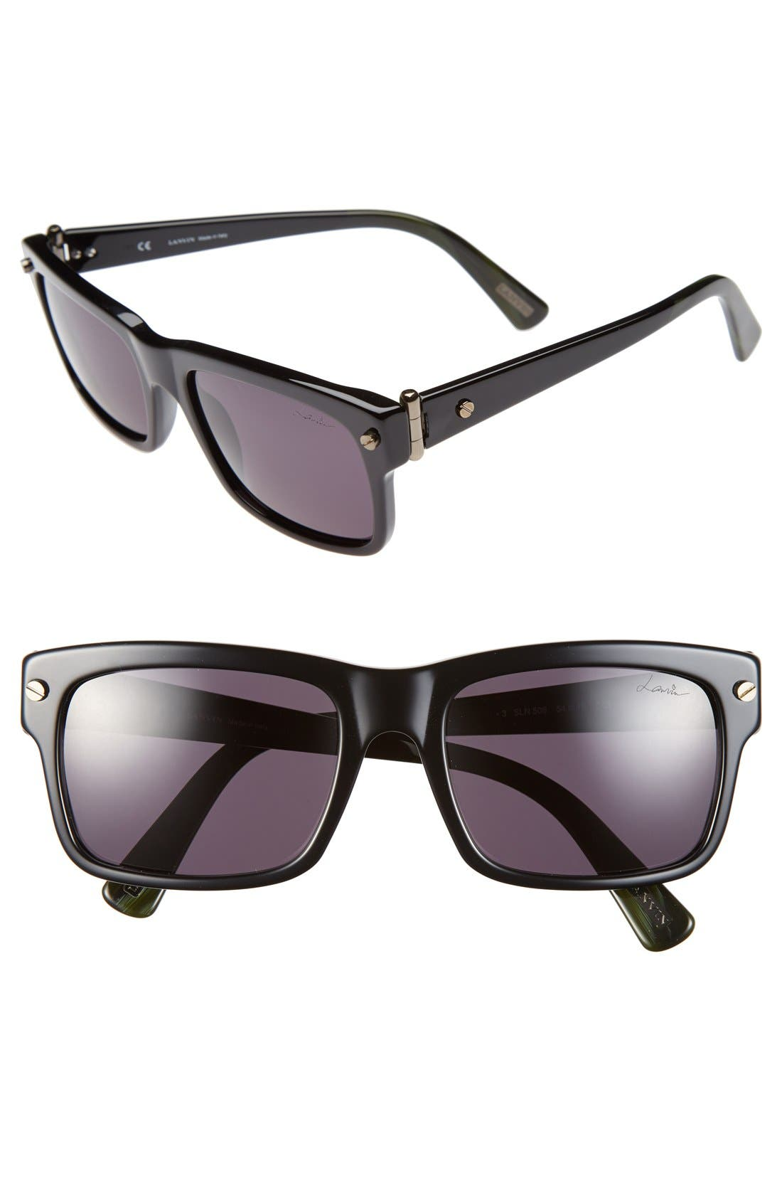 Alternate Image 1 Selected - Lanvin 54mm Polarized Sunglasses