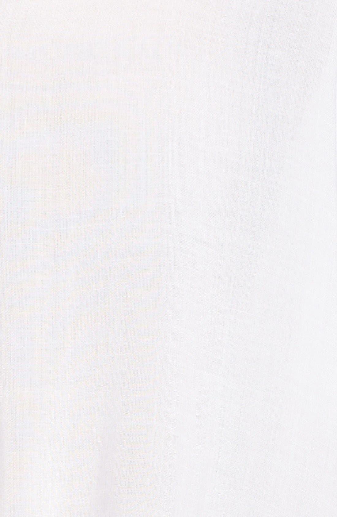 Alternate Image 3  - Paige Denim 'Whitney' Tie Front Shirt