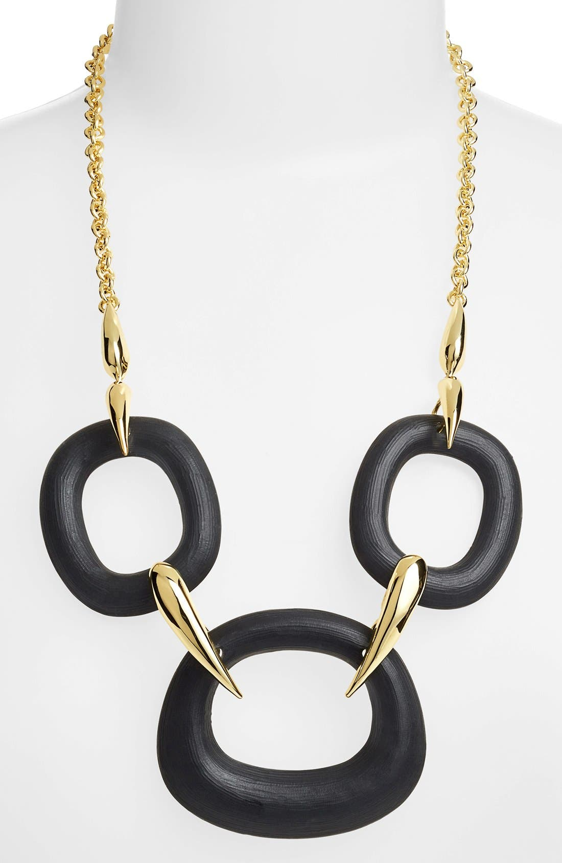 Alternate Image 1 Selected - Alexis Bittar 'Lucite® - Kinshasa' Link Bib Necklace