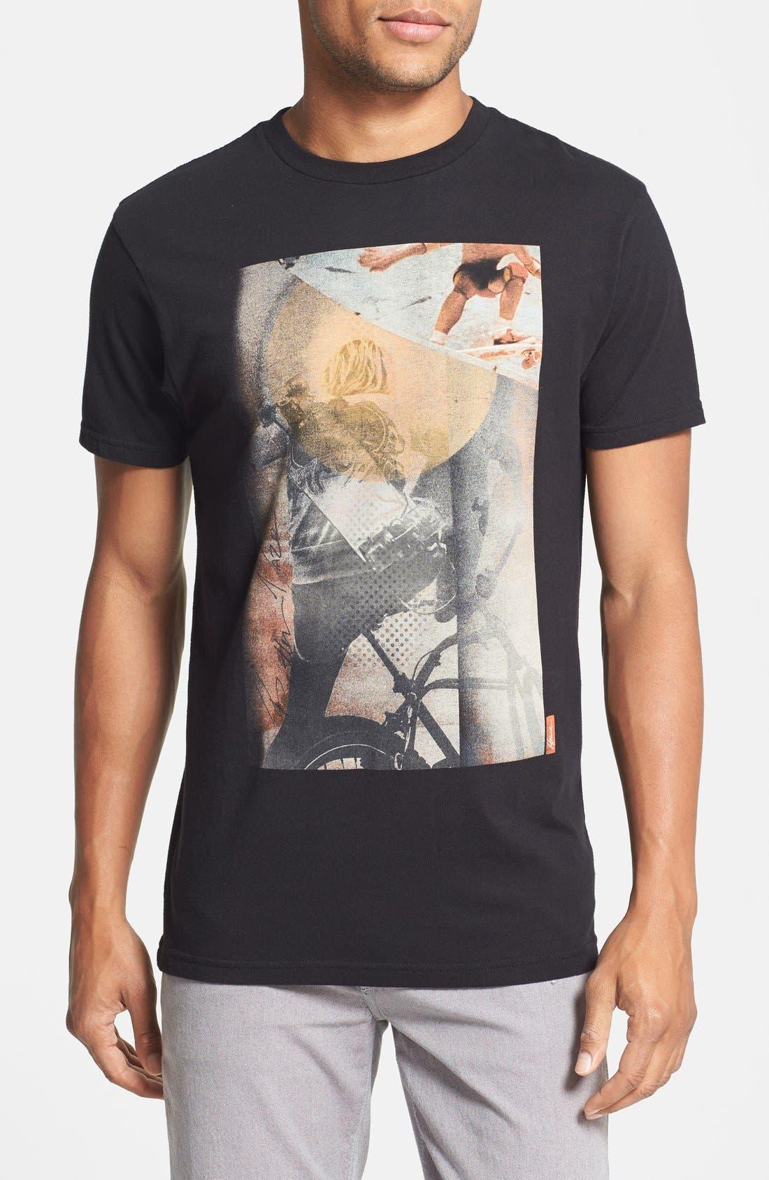 Alternate Image 1 Selected - Howe 'Better Daze' Graphic T-Shirt