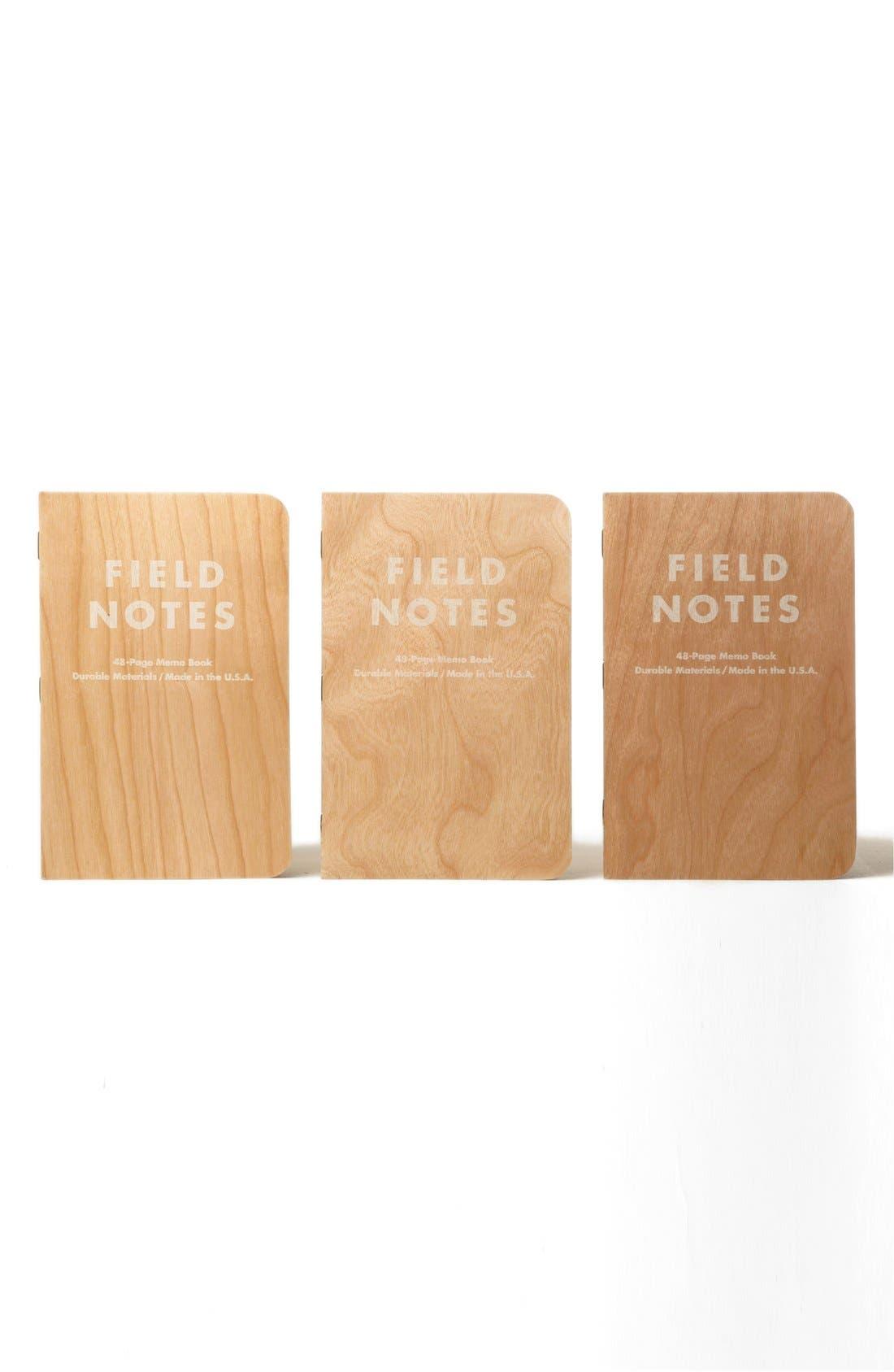 Alternate Image 1 Selected - Field Notes 'Shelterwood' Memo Books (3-Pack)