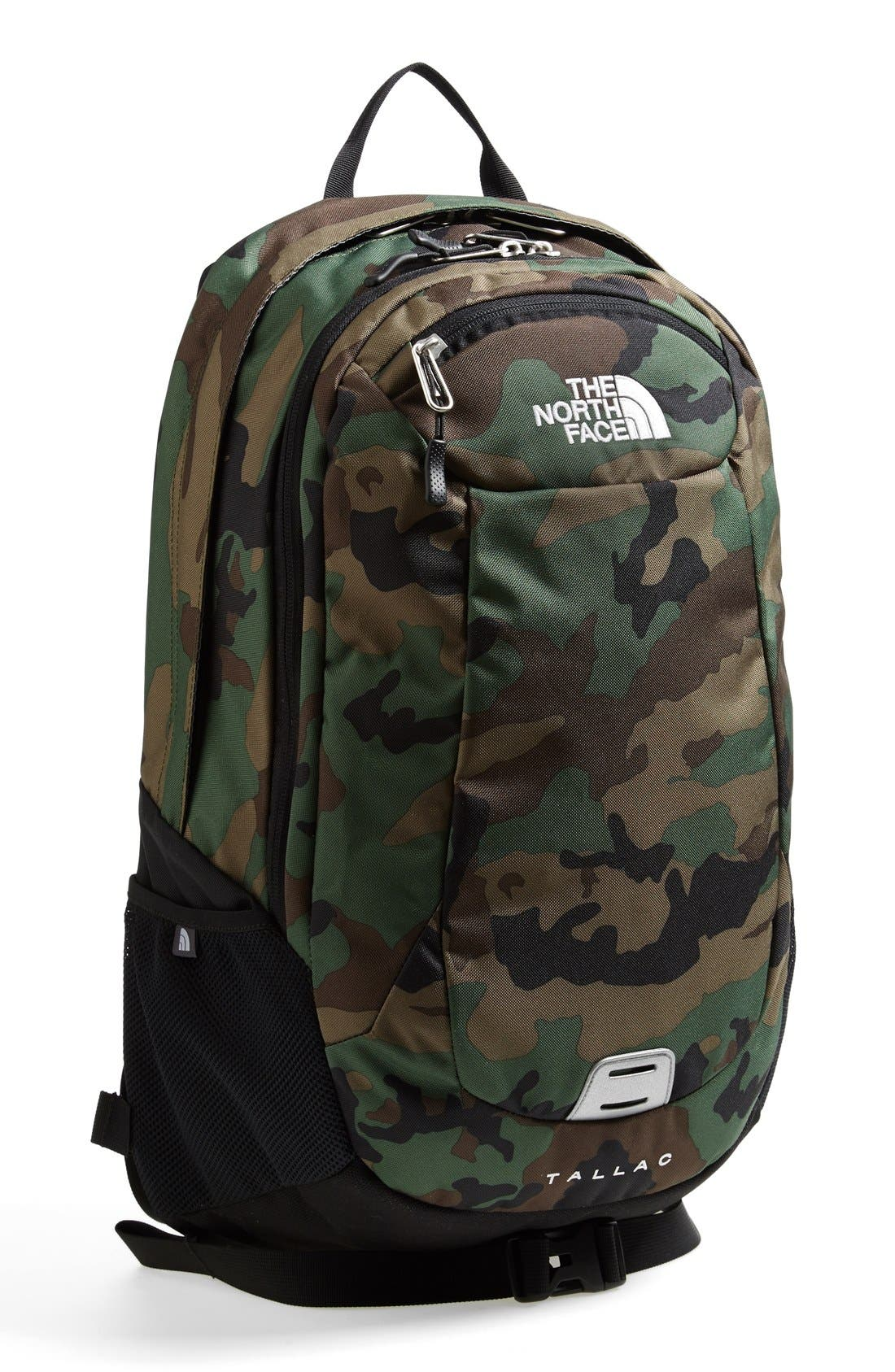 Main Image - The North Face 'Tallac' Backpack (Big Boys)
