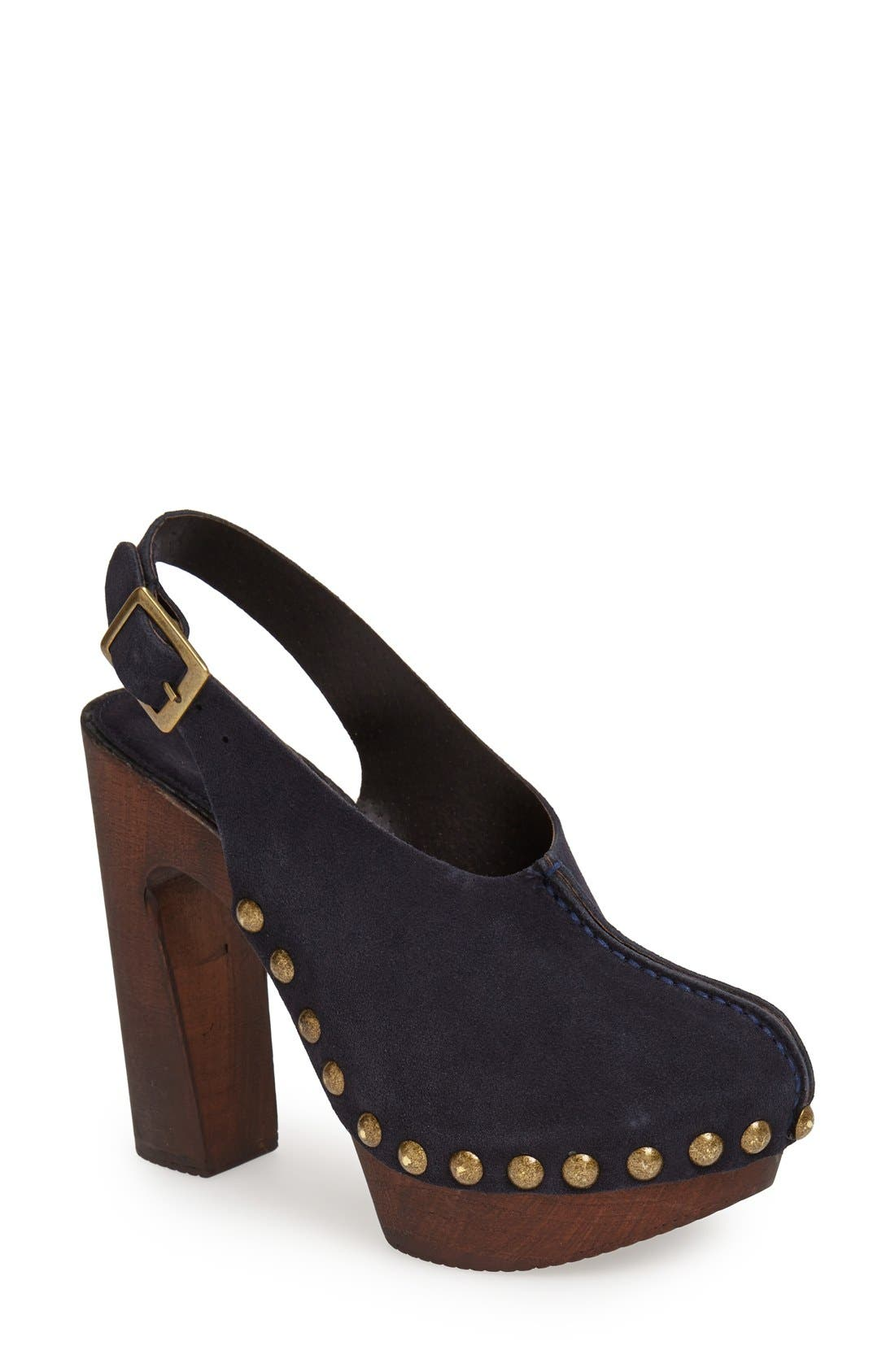 Alternate Image 1 Selected - Charles David 'Picchio' Slingback Clog (Women)