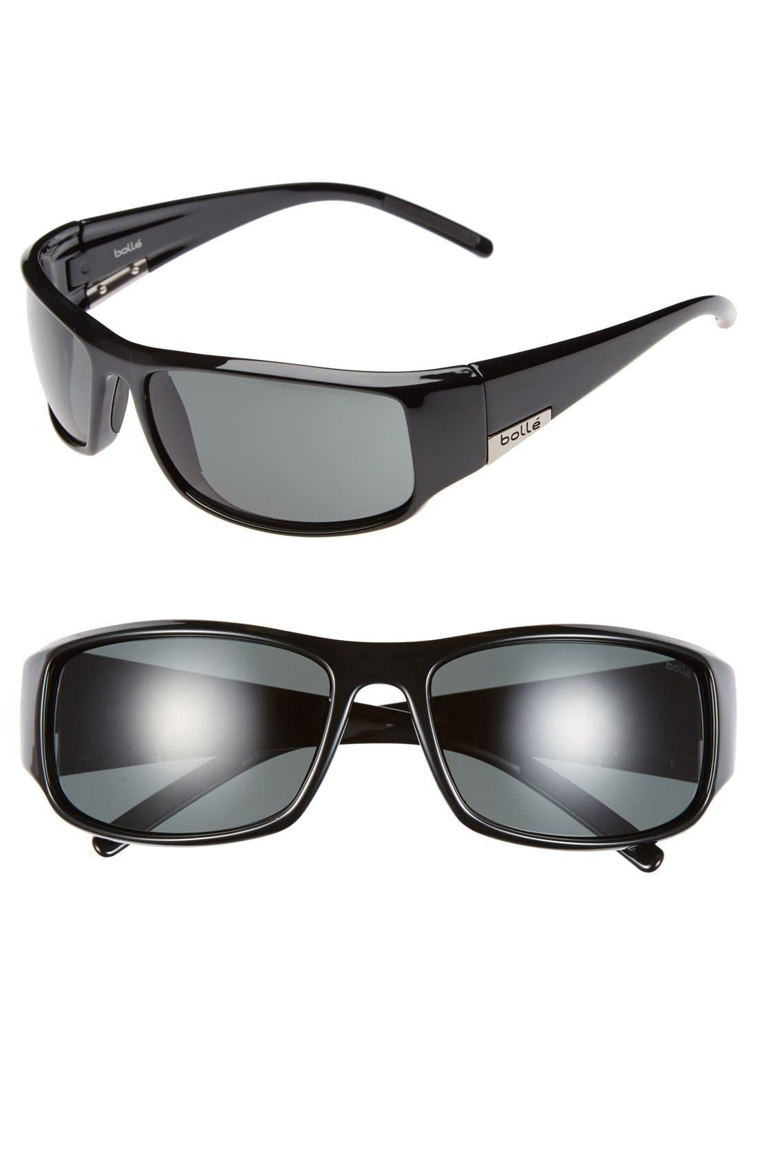 Alternate Image 1 Selected - Bolle 'King' 63mm Sport Sunglasses