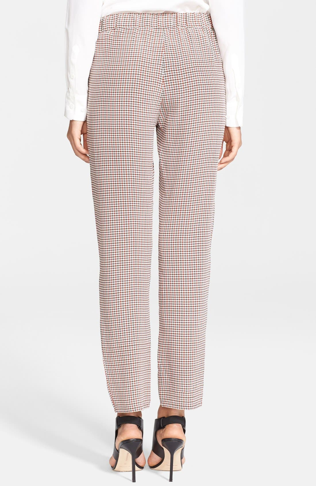 Alternate Image 2  - Equipment 'Hadley' Print Silk Pants