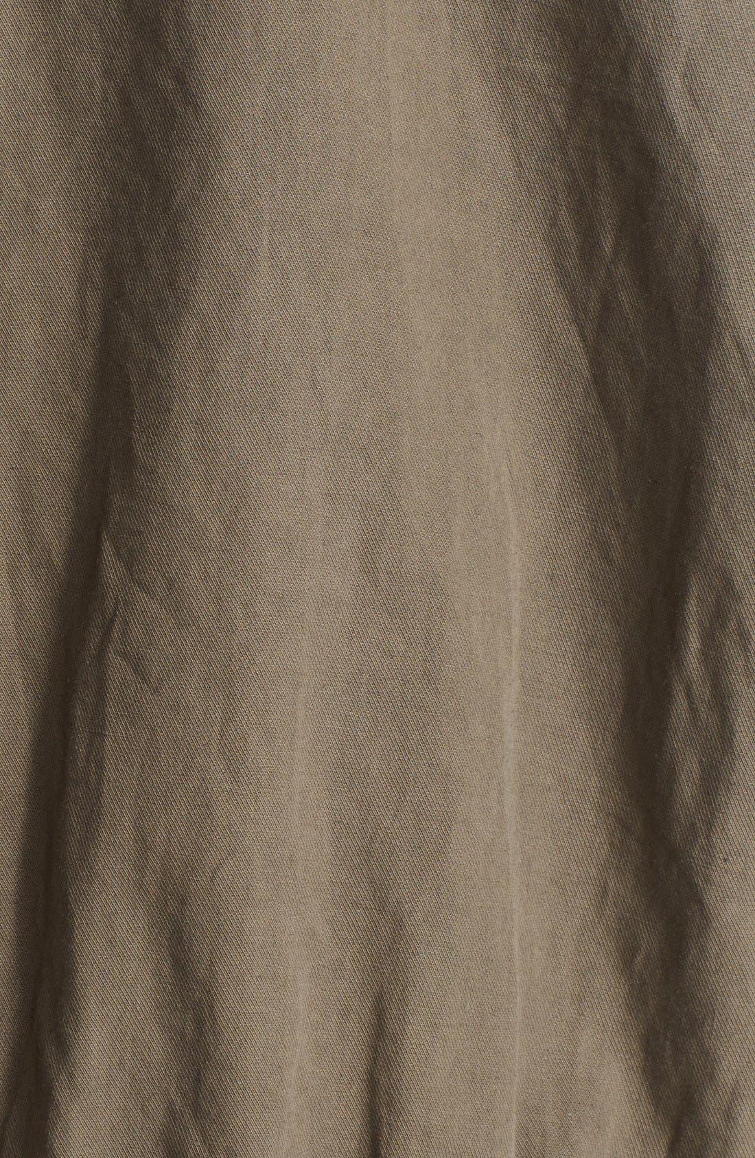 Alternate Image 4  - Smythe Oversized Anorak with Faux Fur Hood