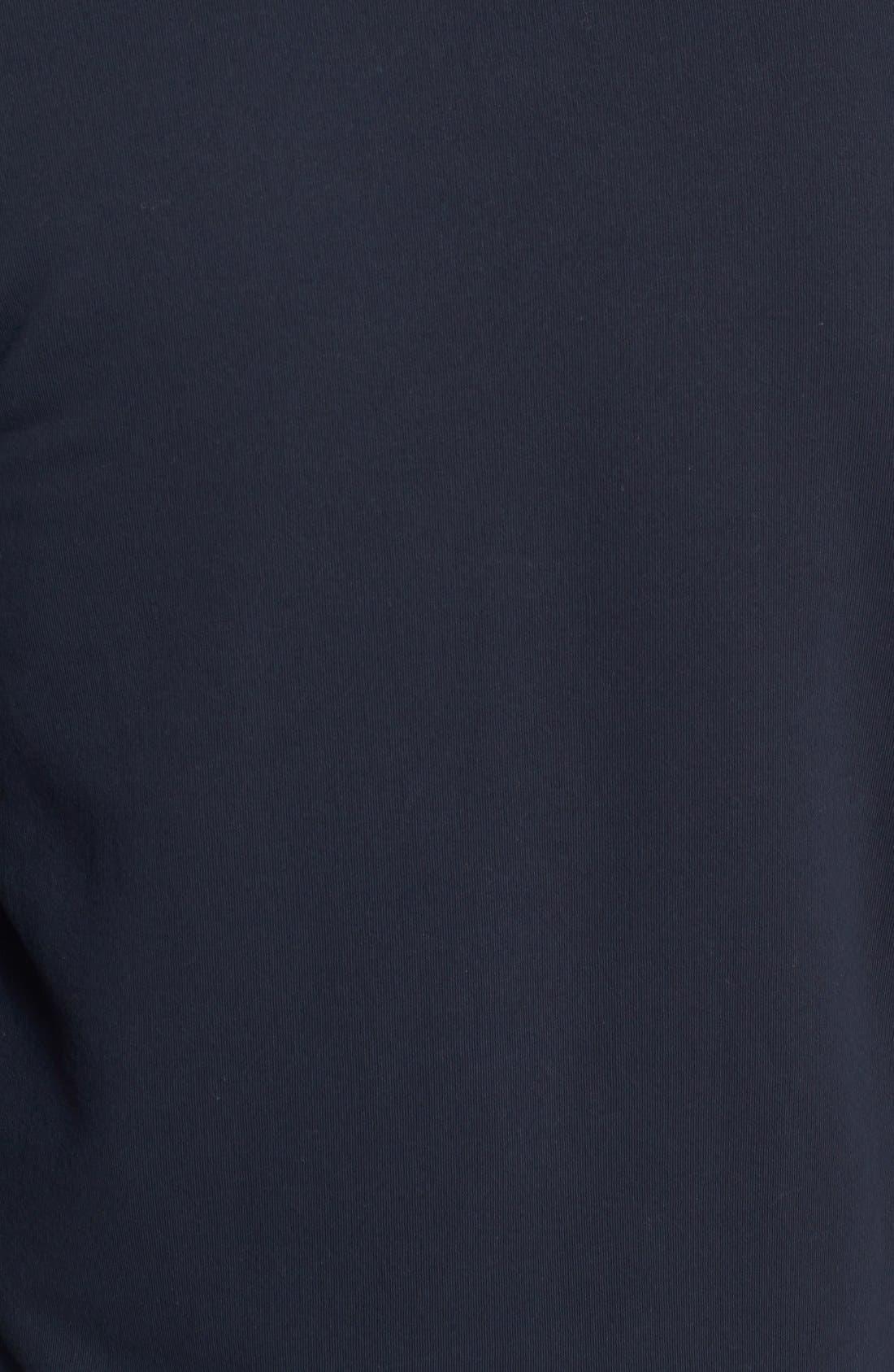 Alternate Image 3  - Ted Baker London 'Azbak' Modern Fit Plaid Full Zip Bomber Jacket