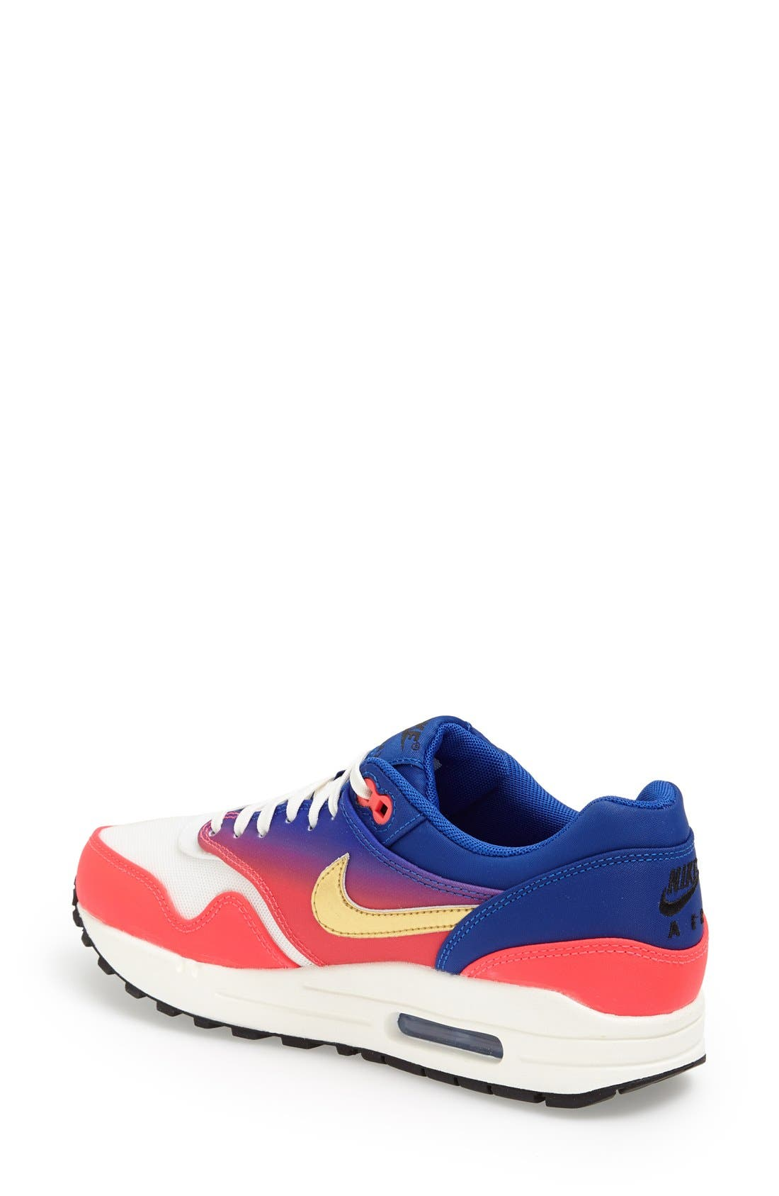 Alternate Image 2  - Nike 'Air Max 1 Vintage' Sneakers (Women)