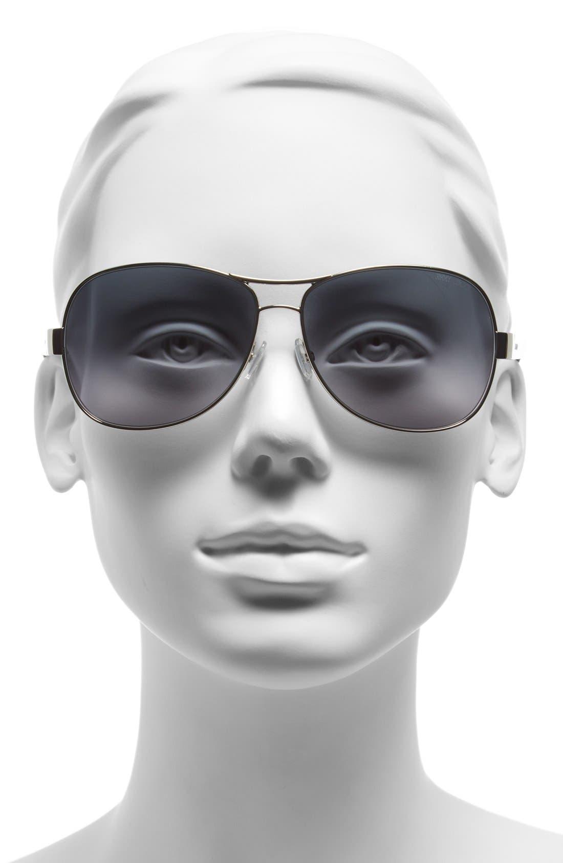 Alternate Image 2  - Jimmy Choo 'Bexs' 60mm Sunglasses (Online Only)