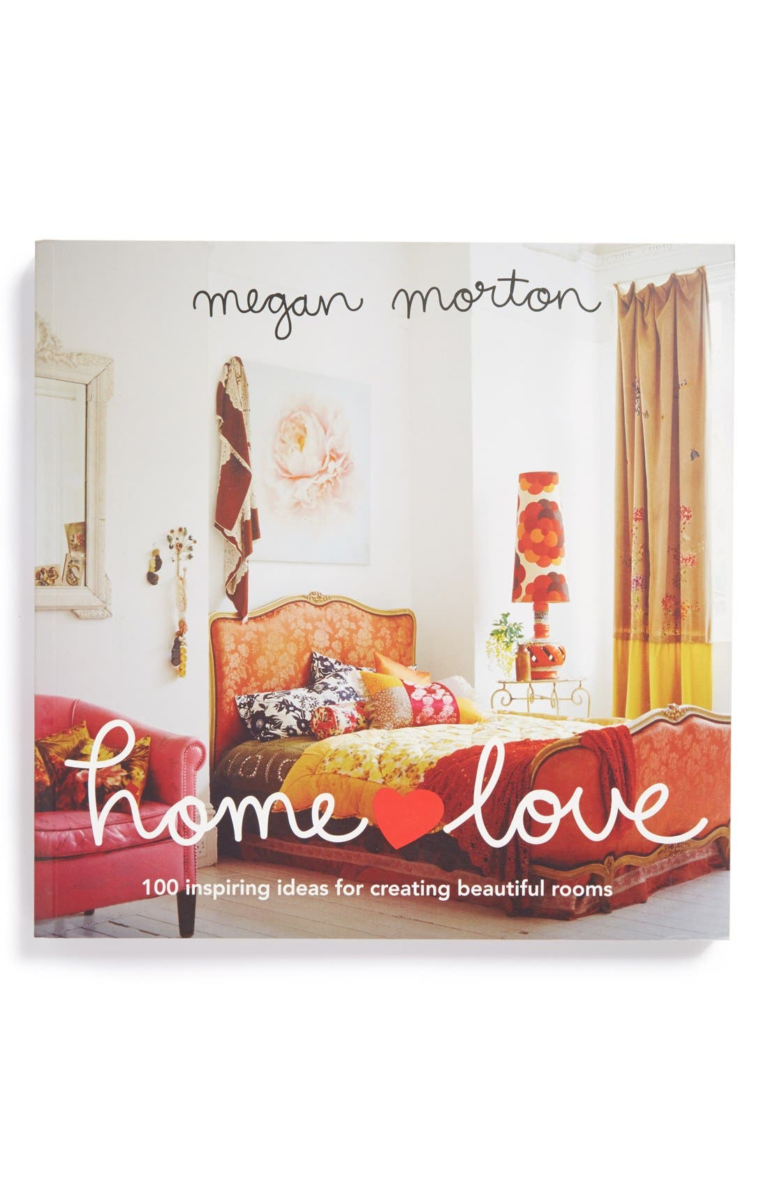 Alternate Image 1 Selected - 'Home Love' Book