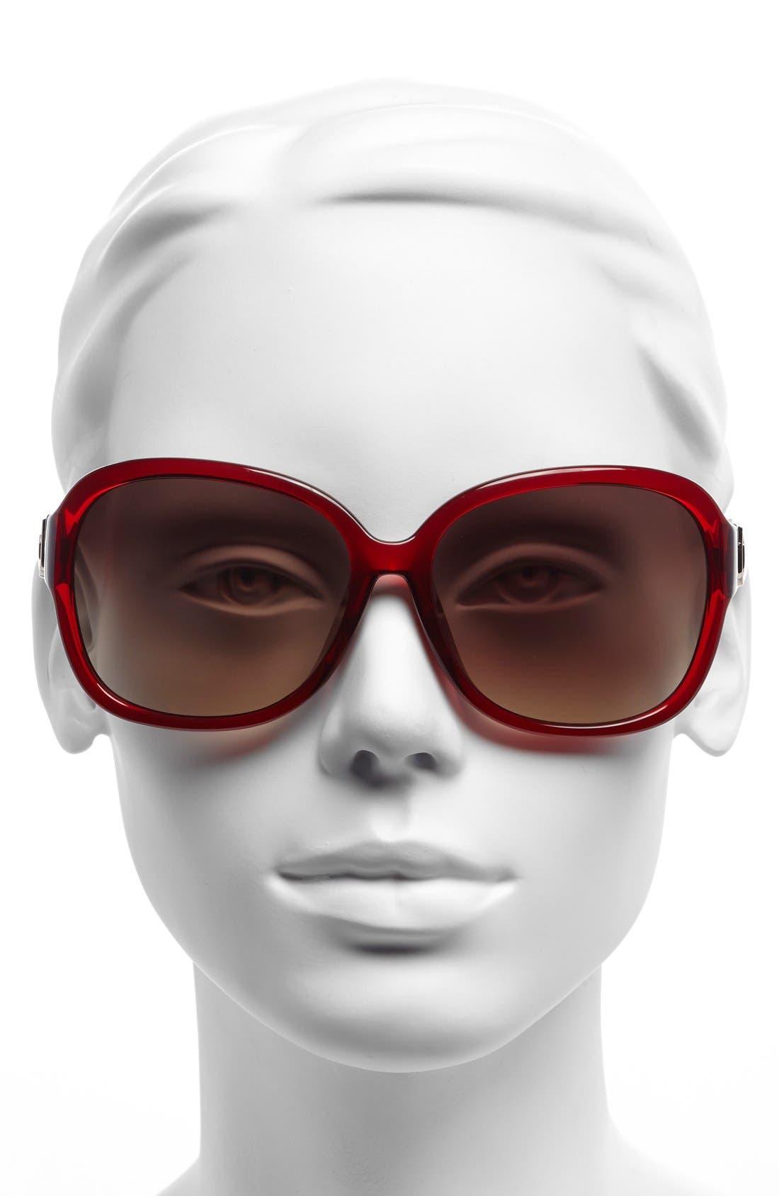 Alternate Image 2  - MICHAEL Michael Kors 61mm Sunglasses