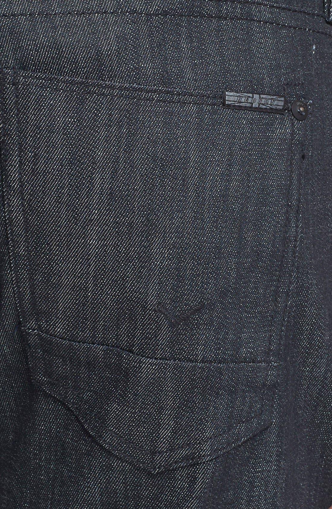 Alternate Image 7  - Hudson Jeans 'Byron' Straight Leg Jeans (Mogul)