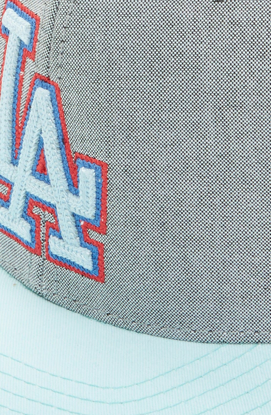 Alternate Image 2  - American Needle 'Los Angeles Dodgers - South Beach' Baseball Cap