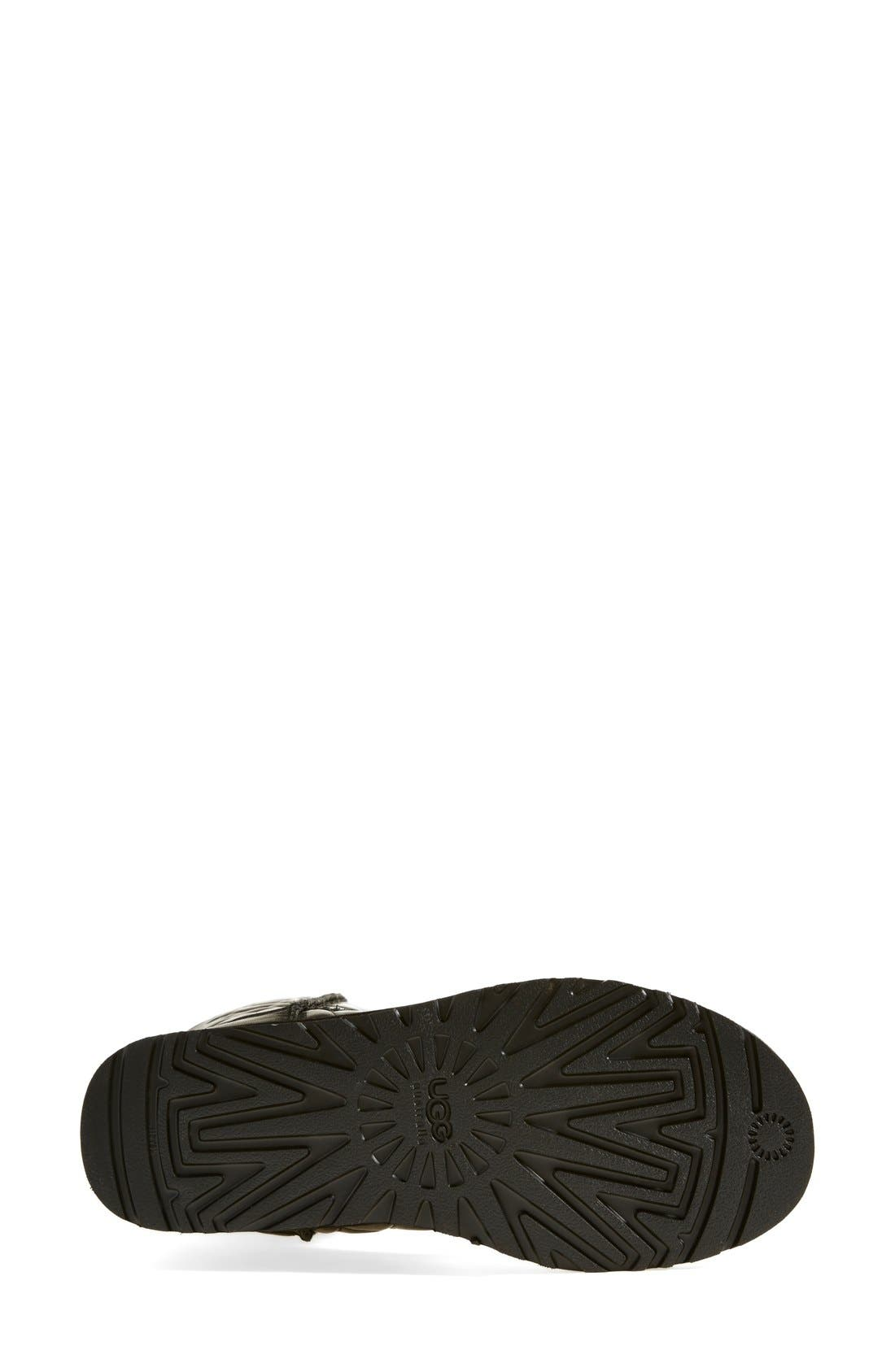 Alternate Image 4  - UGG® 'Classic - Tall' Diamond Quilted Boot (Women)