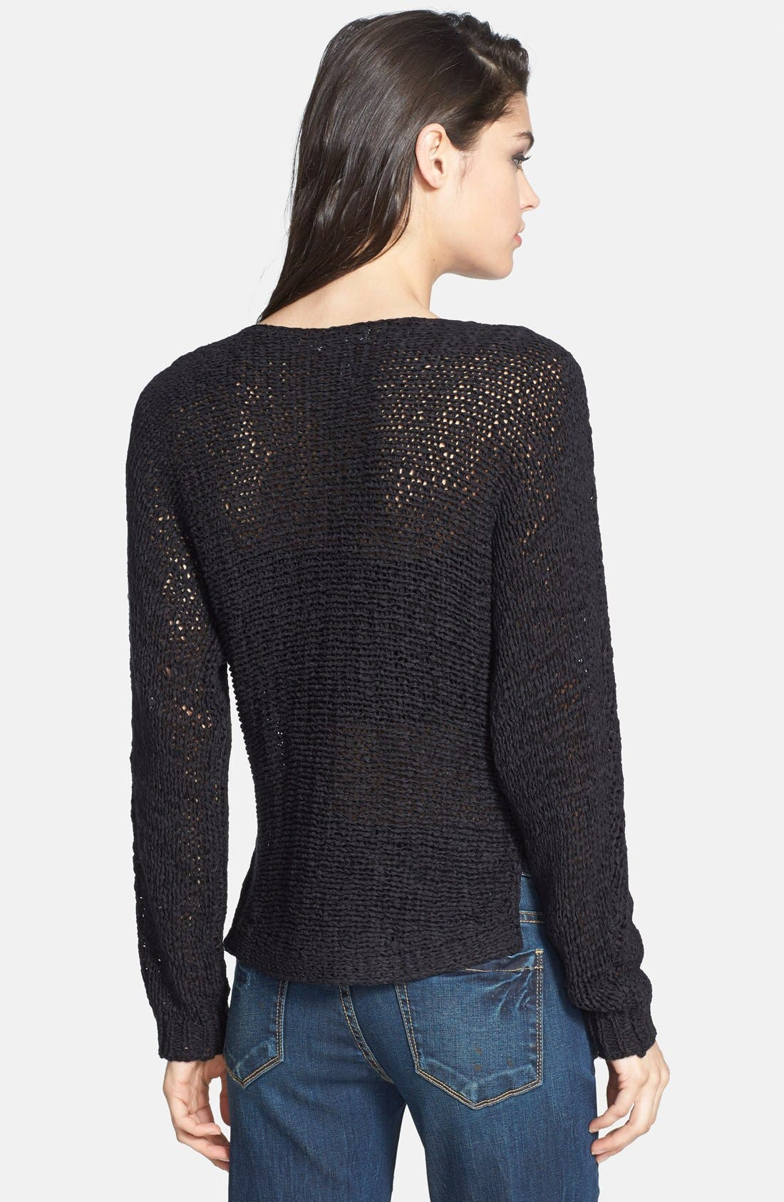 Alternate Image 2  - Leith Dolman Sleeve Pullover