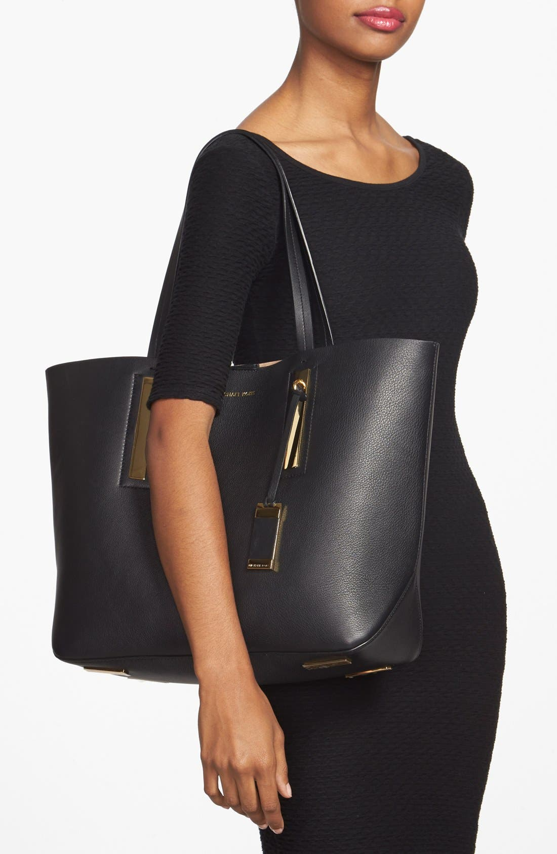 Alternate Image 2  - Michael Kors 'Large Jaryn' Leather Tote