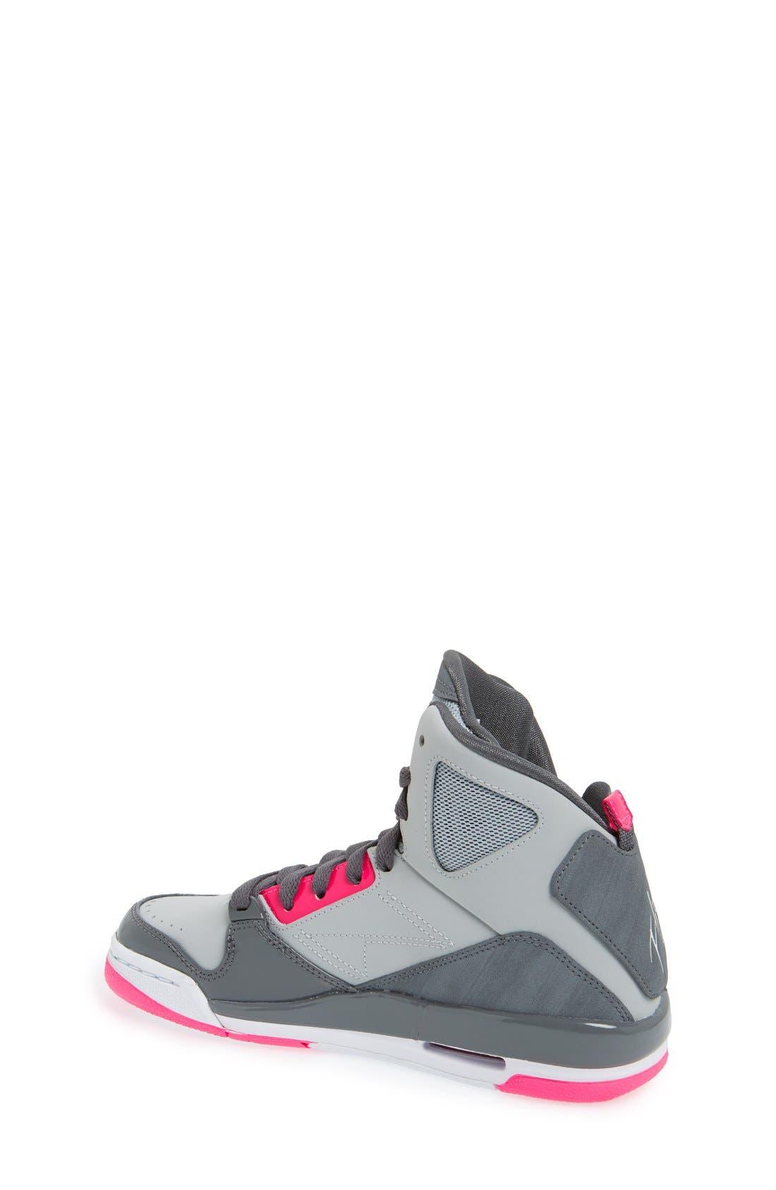 Alternate Image 2  - Nike 'Jordan SC3' Basketball Shoe (Big Kid)