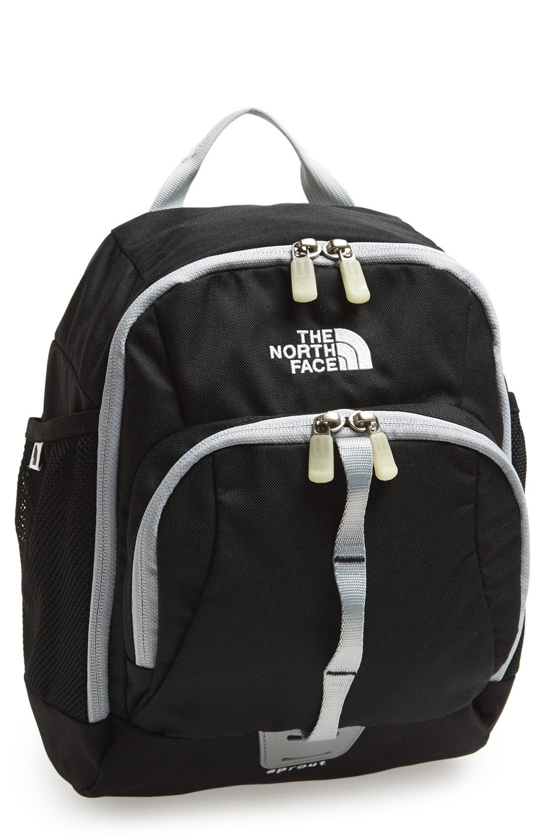 Alternate Image 1 Selected - The North Face 'Sprout' Backpack (Toddler Boys)