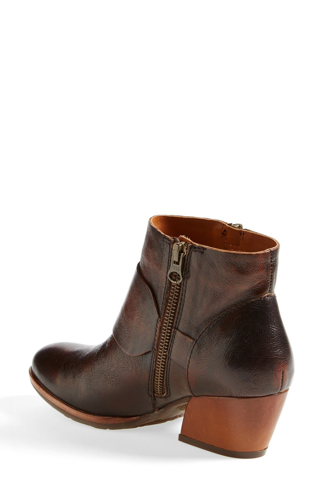 Alternate Image 2  - Kork-Ease™ 'Isa' Side Zip Boot (Women) (Online Only)