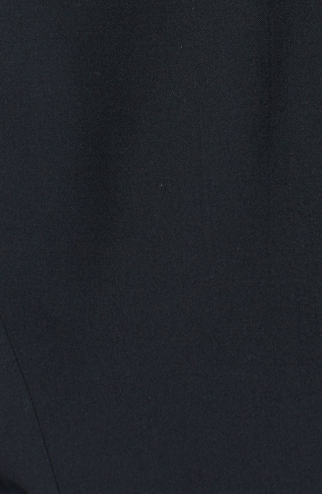 Alternate Image 4  - After Six Stretch Wool Tuxedo Jacket
