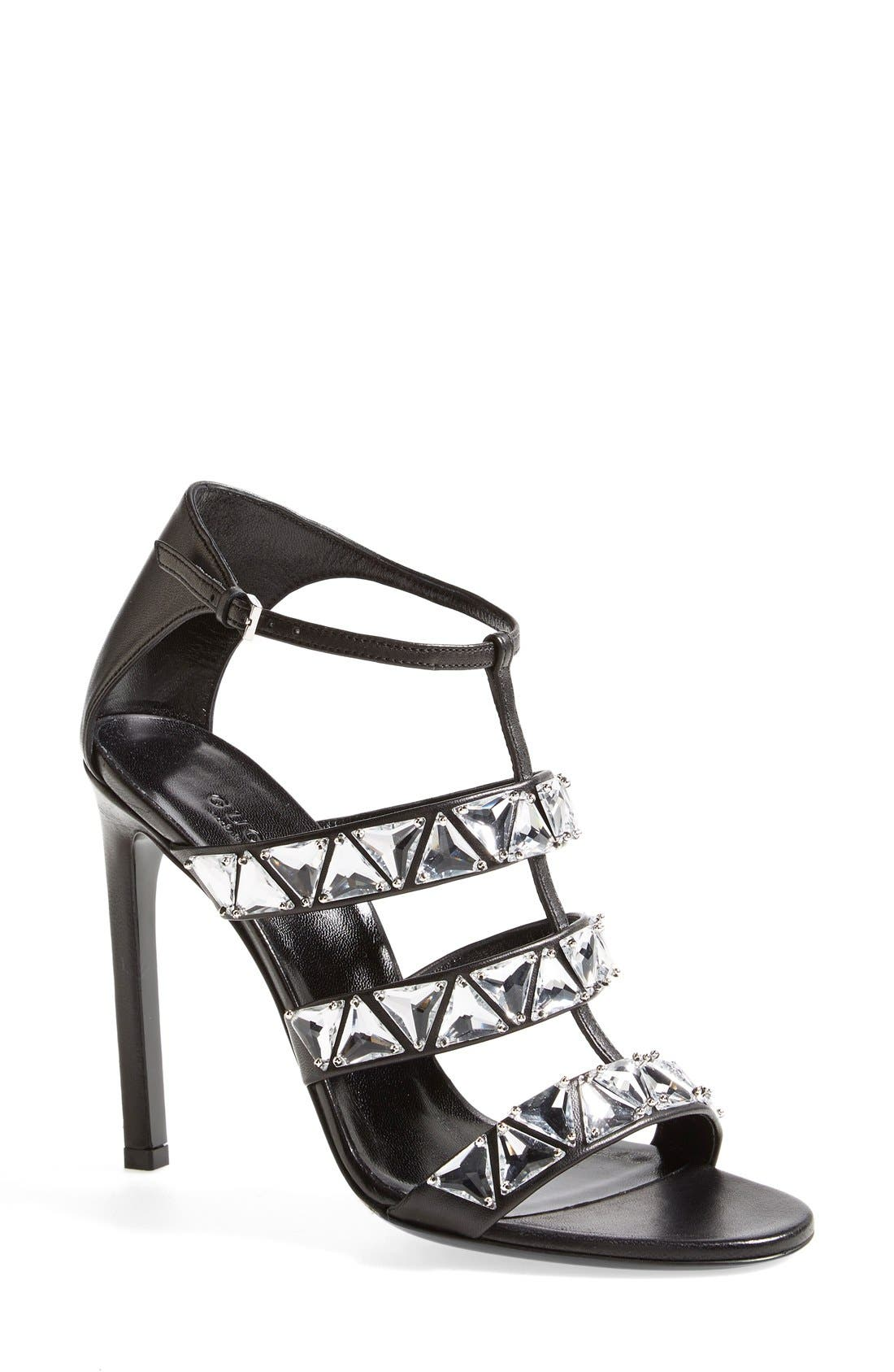 Alternate Image 1 Selected - Gucci 'Night Out' Sandal (Women)