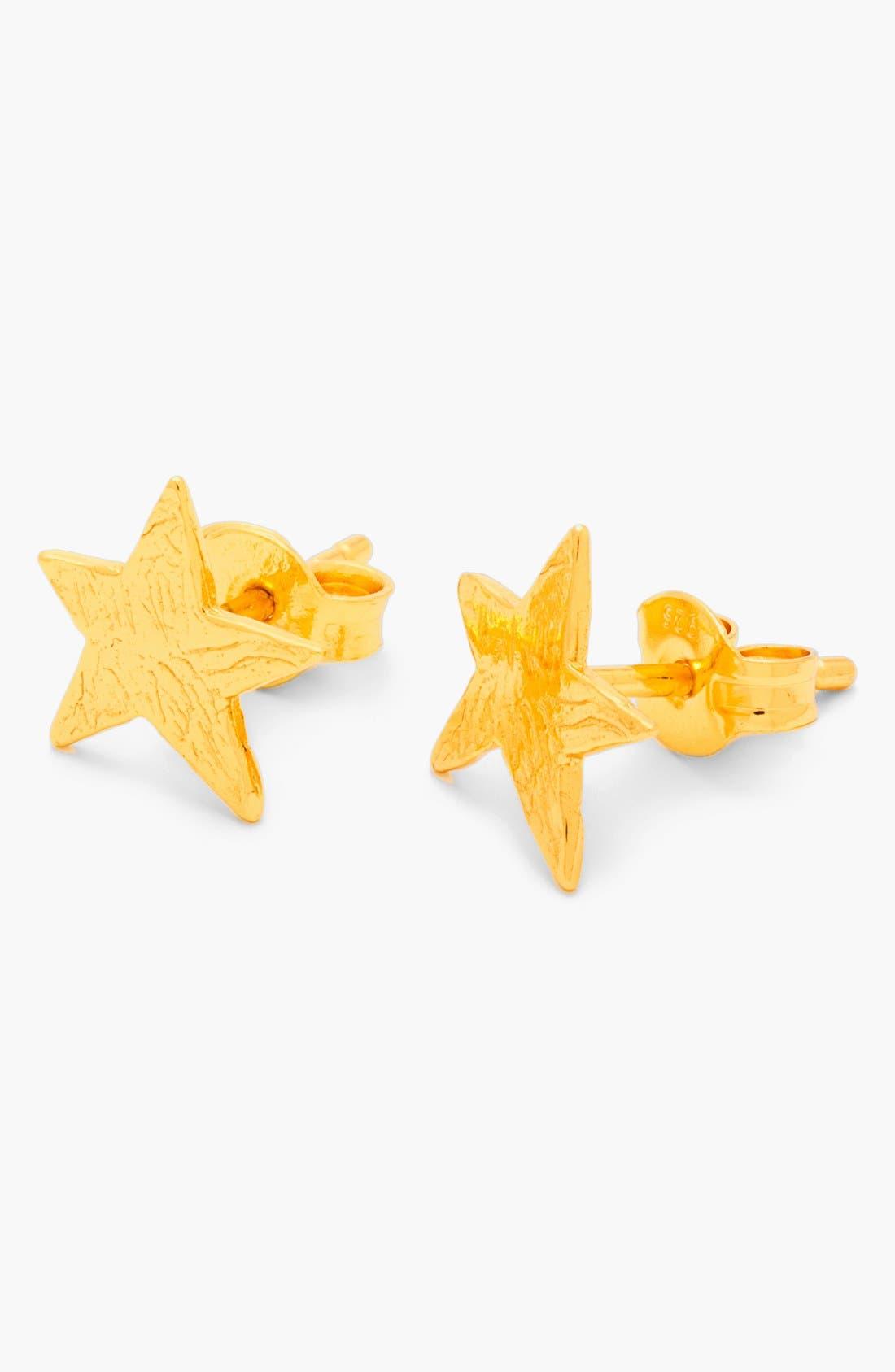 Alternate Image 3  - gorjana Small Star Stud Earrings