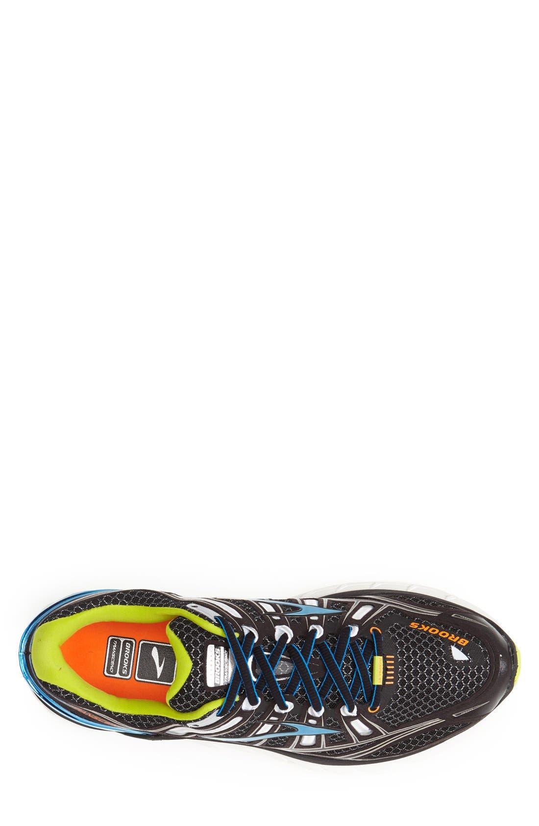 Alternate Image 3  - Brooks 'Transcend' Running Shoe (Men)