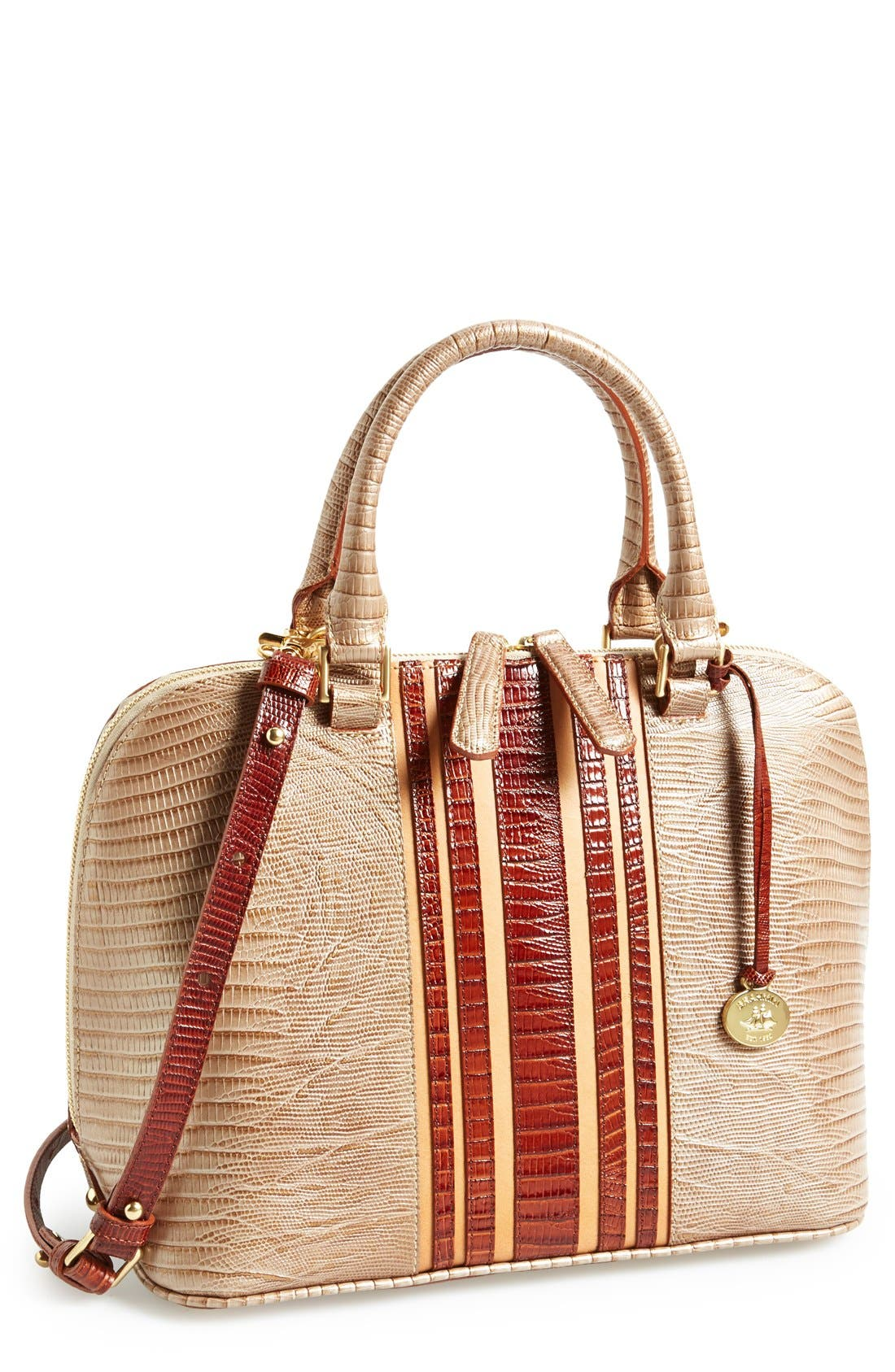 Main Image - Brahmin 'Vineyard - Vivian' Dome Satchel