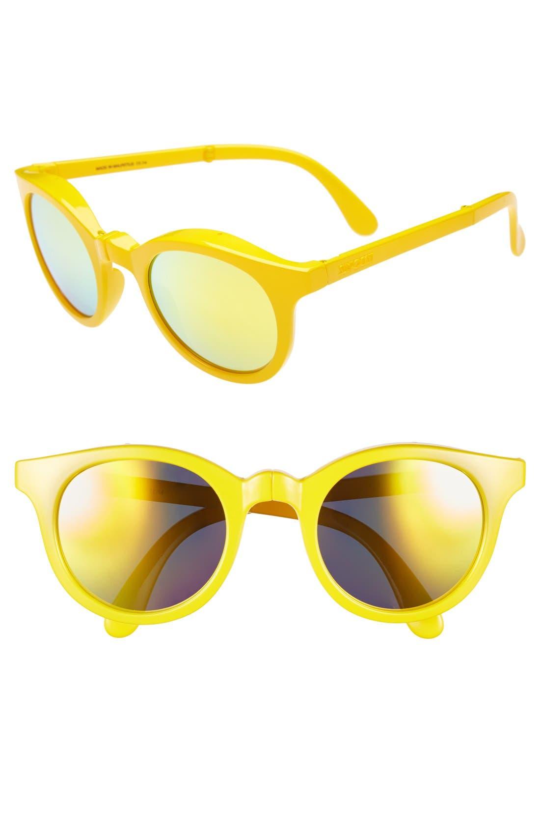 Alternate Image 1 Selected - Sunpocket 'Samoa' 50mm Foldable Sunglasses