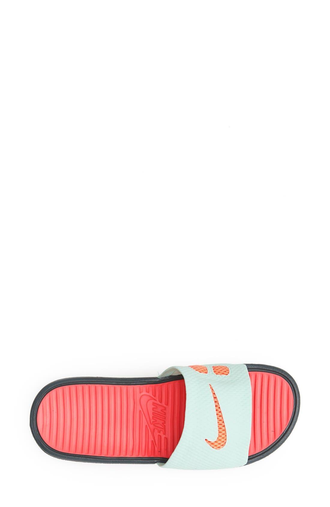 Alternate Image 2  - Nike 'Benassi - Solarsoft' Slide Sandal (Women)