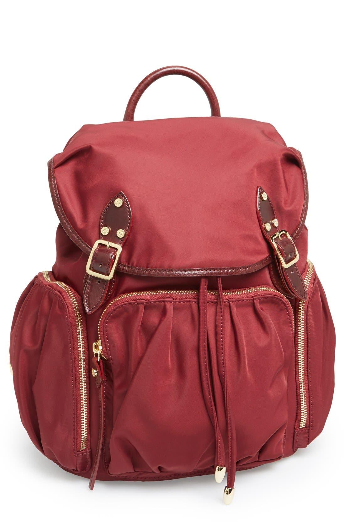 Alternate Image 1 Selected - MZ Wallace 'Marlena' Nylon Backpack
