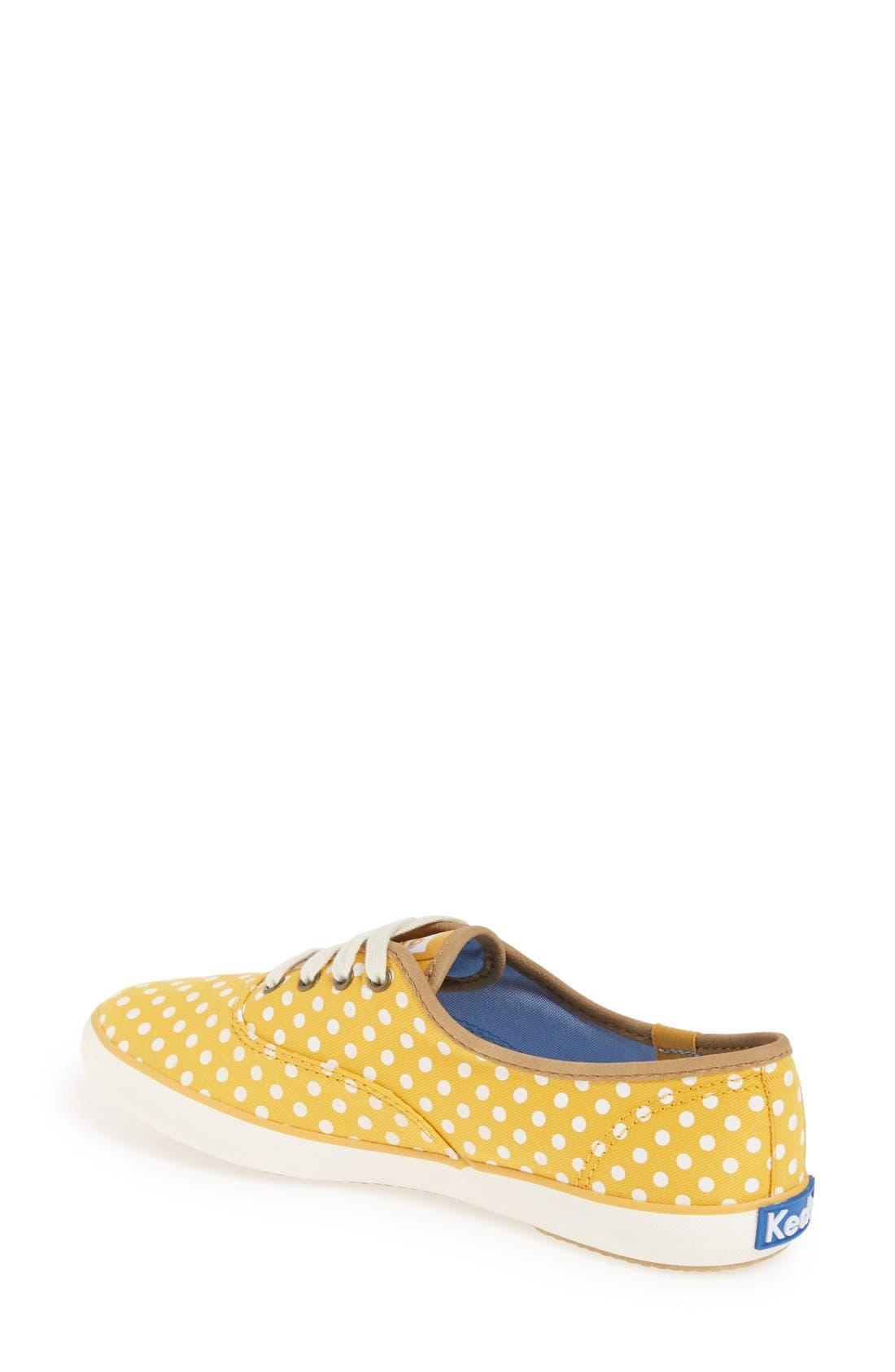Alternate Image 2  - Keds® 'Champion - Dot' Sneaker (Women)