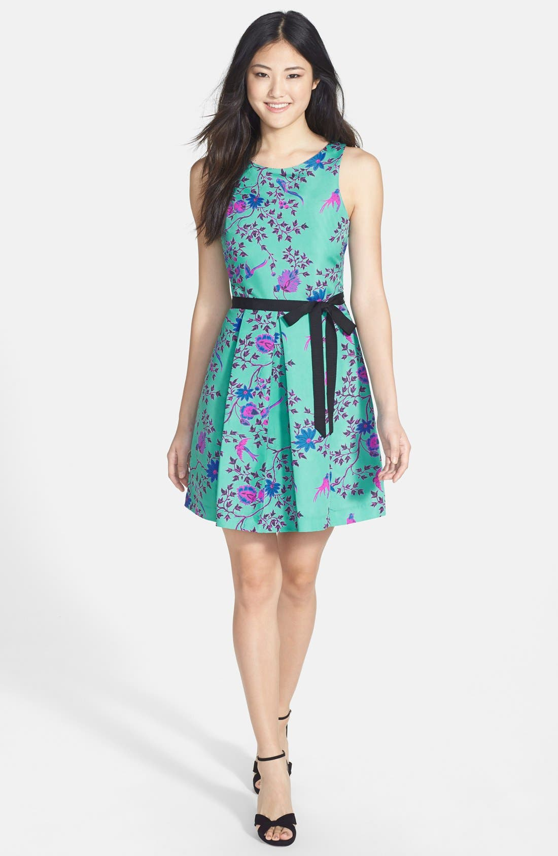 Alternate Image 3  - Plenty by Tracy Reese Print Faille Fit & Flare Dress