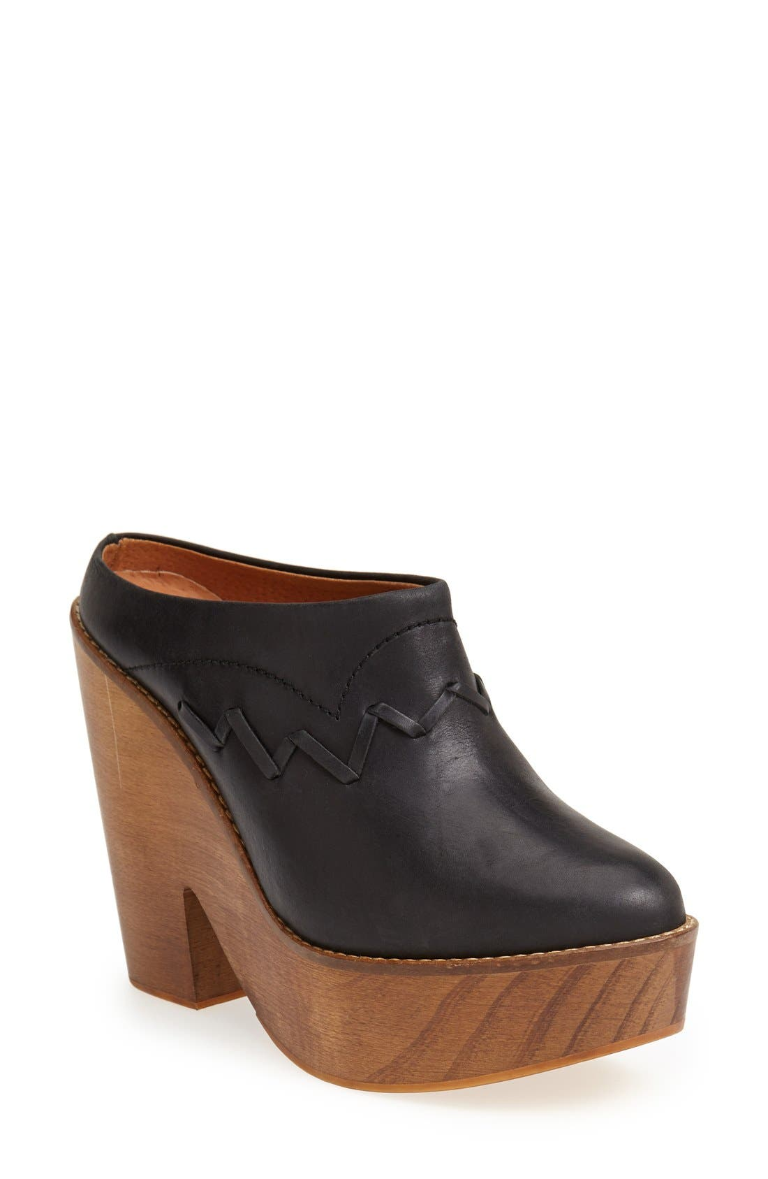 Main Image - Free People 'Chance' Platform Clog (Women)
