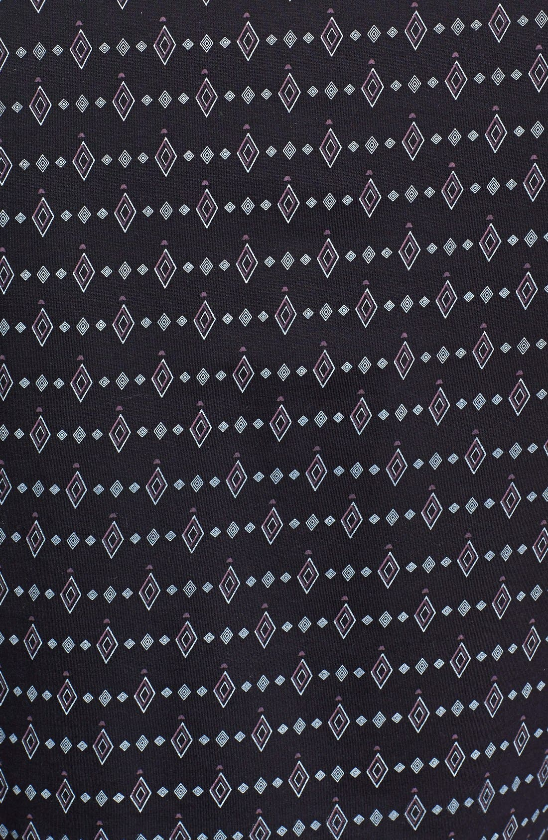 Alternate Image 3  - 7 Diamonds 'Kaleidoscope' Print Mercerized Polo