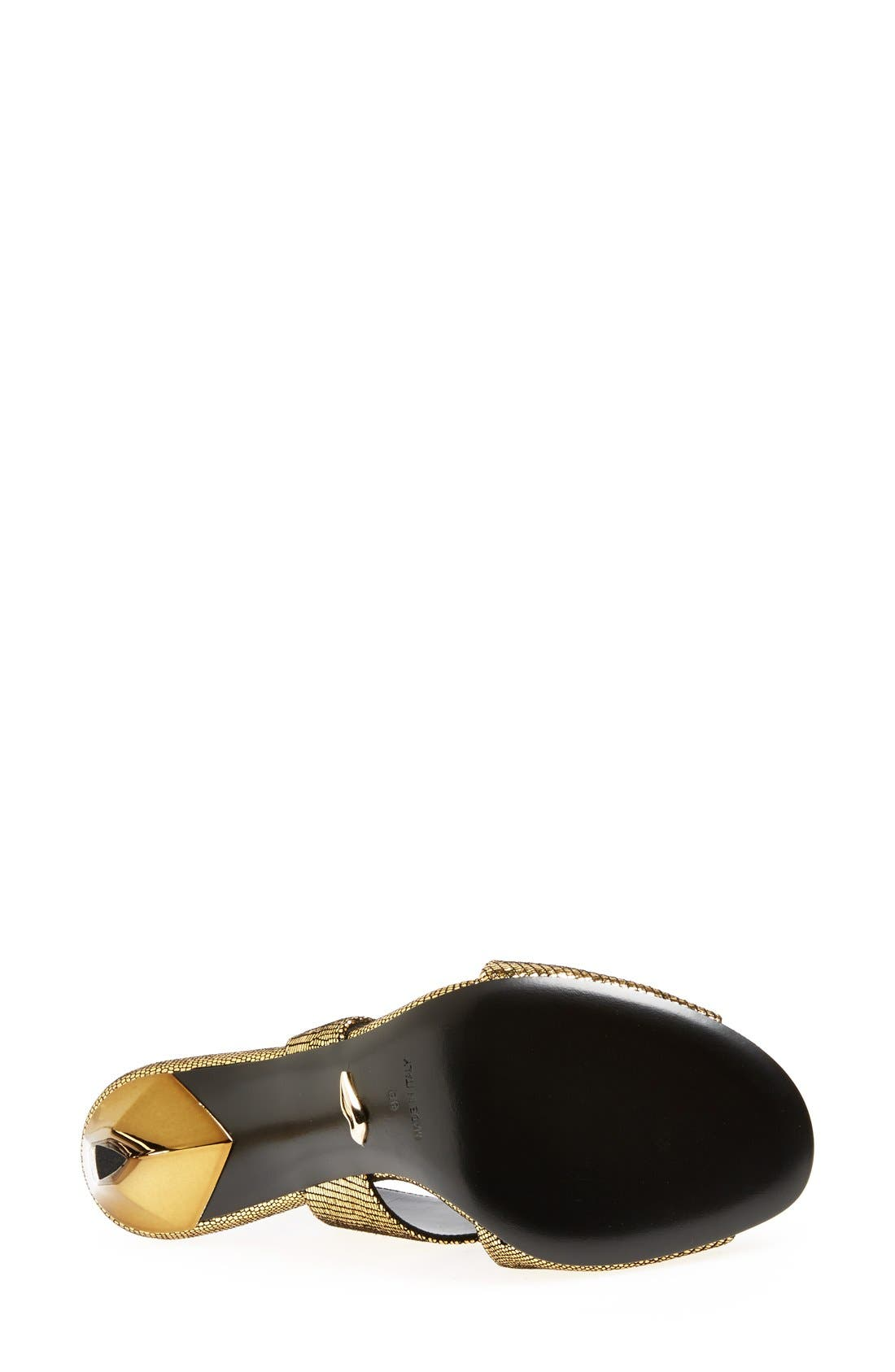 Alternate Image 4  - Diane von Furstenberg 'Vick' Sandal (Women)