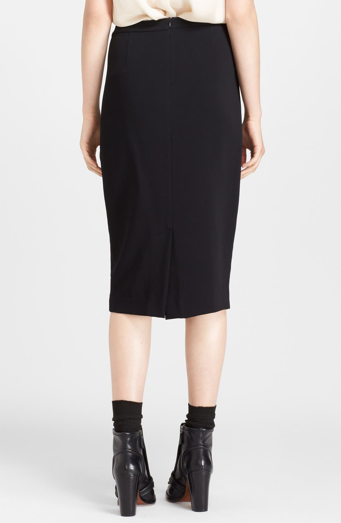 Alternate Image 2  - A.L.C. 'Lee' Pencil Skirt