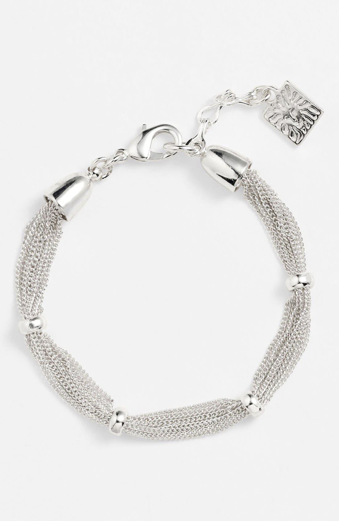 Alternate Image 1 Selected - Anne Klein Line Bracelet