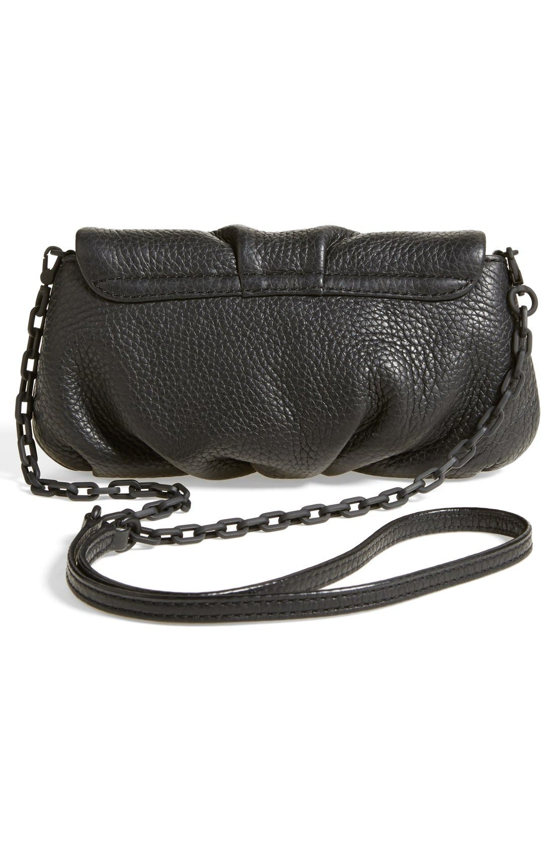 Alternate Image 4  - MARC BY MARC JACOBS 'Electro Q - Karlie' Leather Crossbody Bag