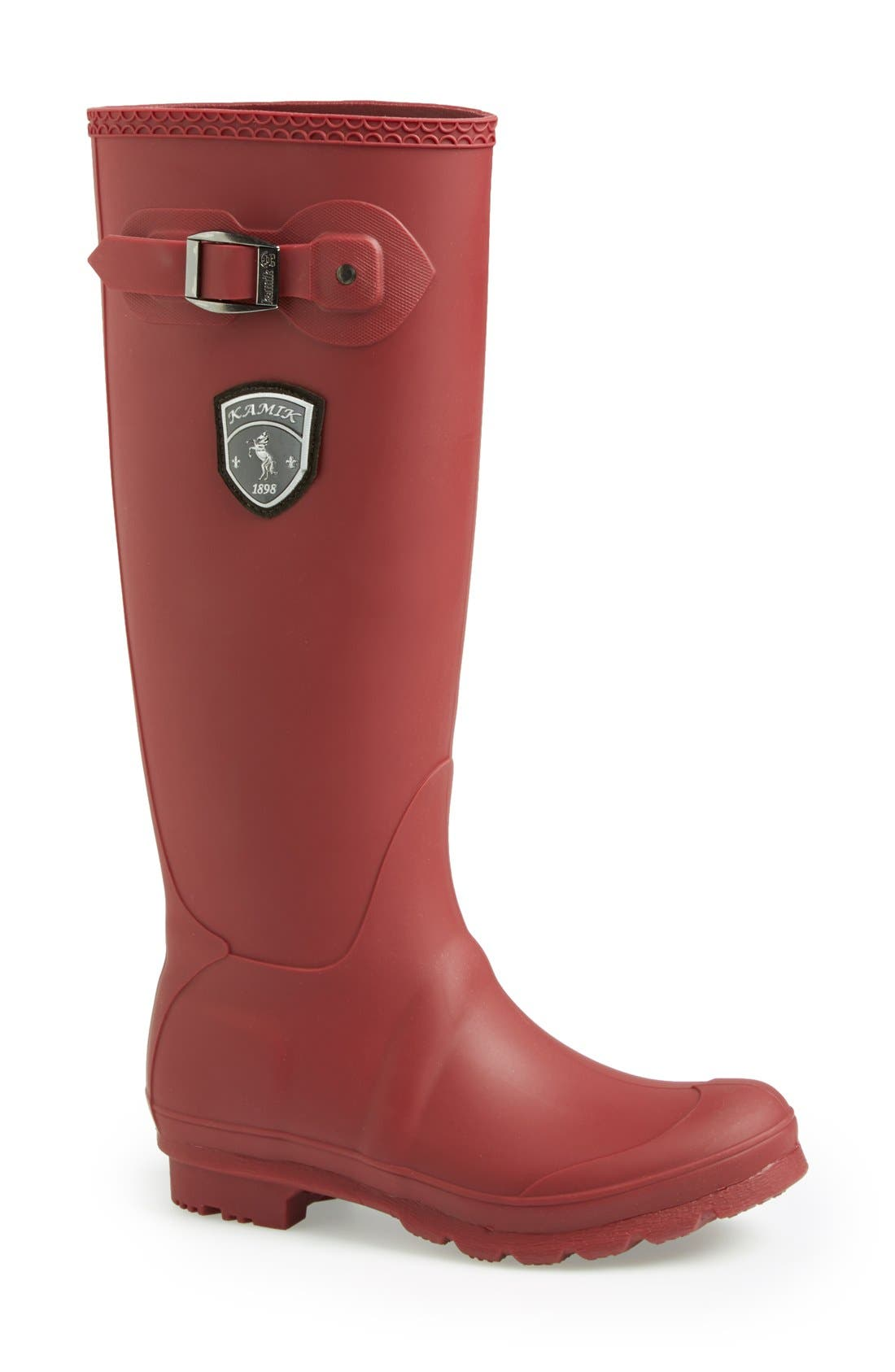 Main Image - Kamik 'Jennifer' Rain Boot (Women) (Online Only)